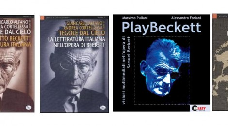 Beckett e l'Italia: pubblicazioni per il Centenario