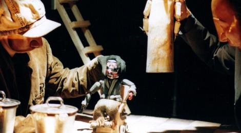 Teatrino Giullare: visioni della scacchiera