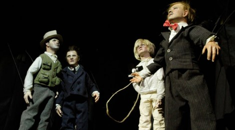 Beckett & Puppet