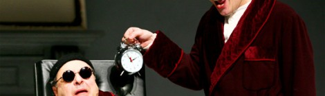 Beckett e il tempo: quattro riflessioni
