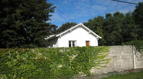 La casa di Beckett a Ussy-sur-Marne