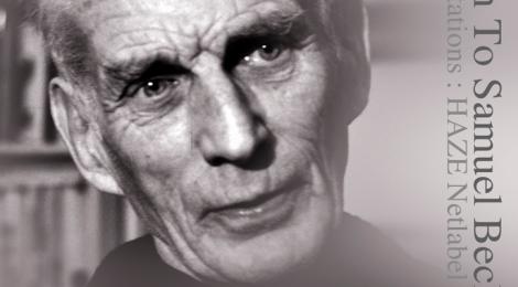 Haze: una compilation dedicata a Beckett