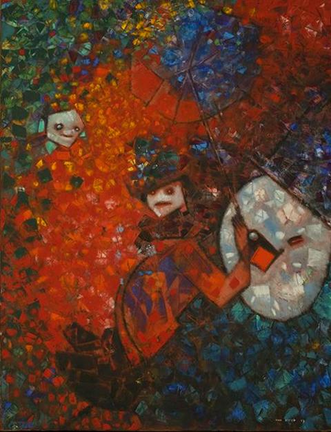 """Max Ernst, """"Progetto per un monumento a WC Fields"""" (1957)"""