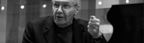 György Kurtág. Ascoltando Beckett